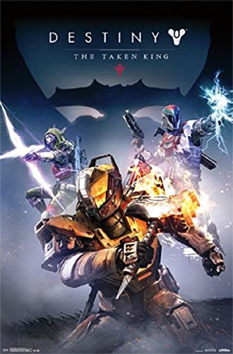 Destiny: The Taken King (22x34)