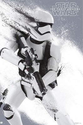 Star Wars: The Force Awakens: Stormtrooper Poster (24x36)