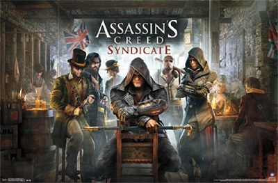 Assassins Creed: Syndicate Poster (22x34)