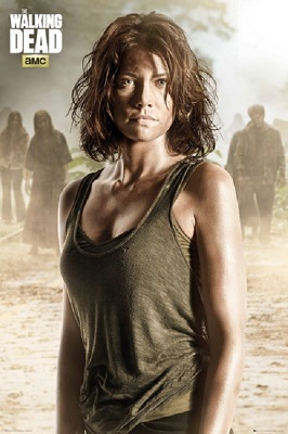 The Walking Dead: Maggie Poster (24x36)