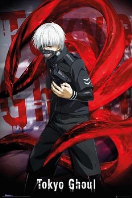 Tokyo Ghoul: Ken Kaneki Poster (24x36)