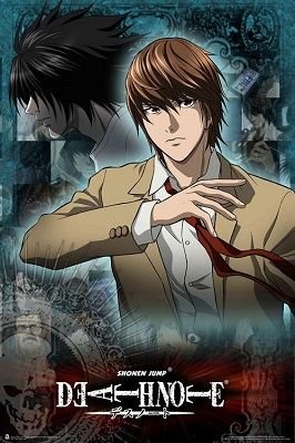 Deathnote: Light (24x36)