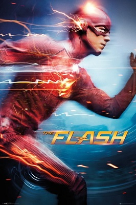 The Flash: Speed Poster (24x36)