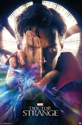 Doctor Strange: One Sheet Poster (22X34)