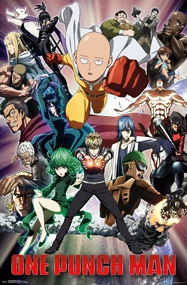 One Punch Man (24x36)