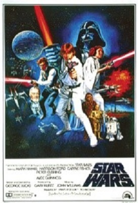 Star Wars: Style C Commercial Poster (24x36)