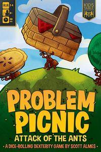 Problem Picnic Board Game