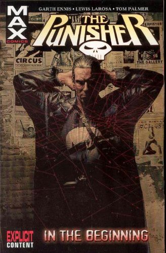 The Punisher: Volume 1: In the Beginning TP - Used