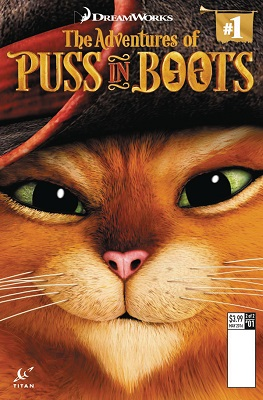 The Adventures of Puss in Boots (2016) Complete Bundle - Used