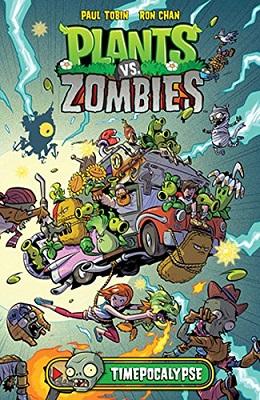 Plants Vs Zombies: Timepocalypse HC