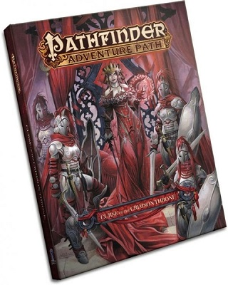 Pathfinder: Adventure Path: Curse of the Crimson Throne HC