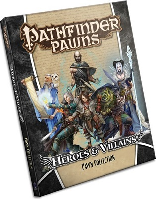 Pathfinder Pawns: Heroes and Villains