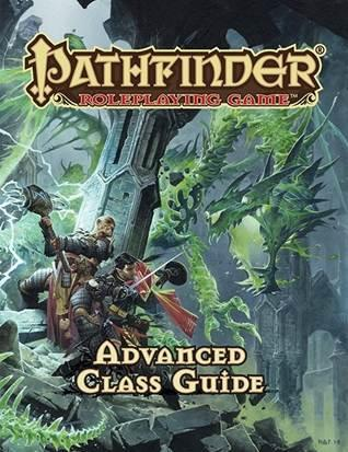 Pathfinder Role Playing Game: Advanced Class Guide HC - Used