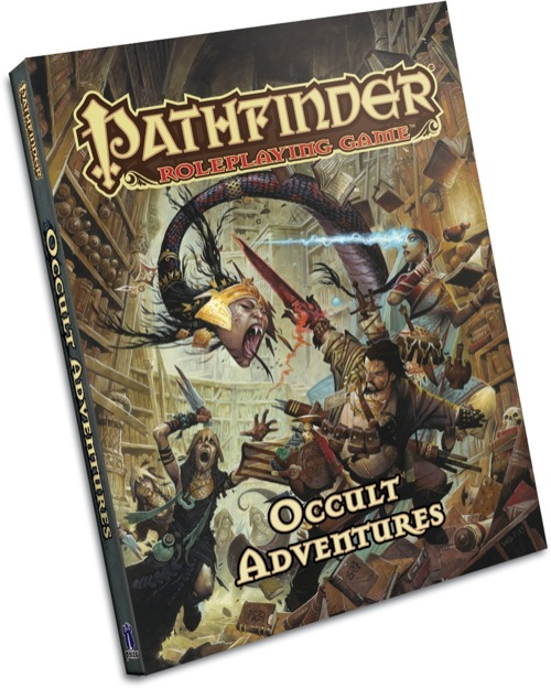 Pathfinder Role Playing Game: Occult Adventures (OGL) HC