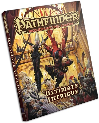 Pathfinder: Role Playing Game: Ultimate Intrigue