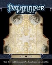 Pathfinder: Game Mastery: Flip-Mat: Museum