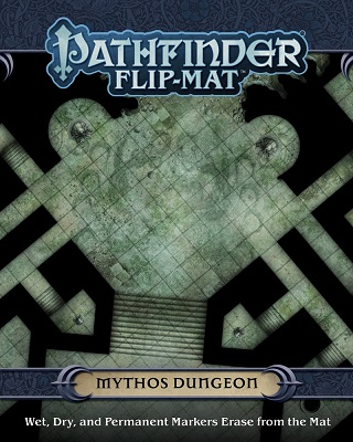 Pathfinder: Flip-Mat: Mythos Dungeon