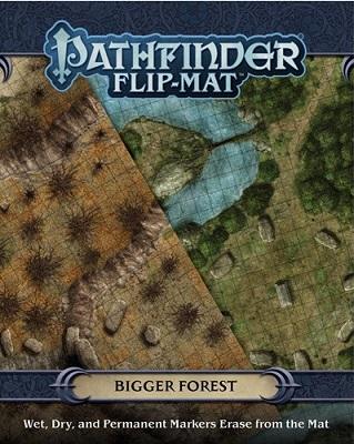 Pathfinder: Flip-Mat: Bigger Forest