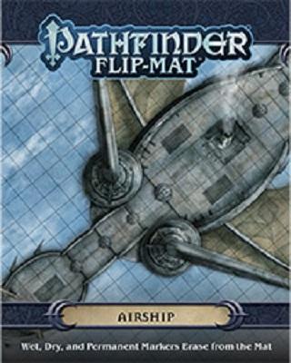 Pathfinder: Flip-Mat: Airship