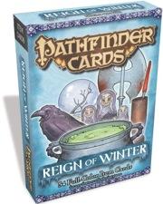 Pathfinder: Cards: Reign of Winter Item Cards
