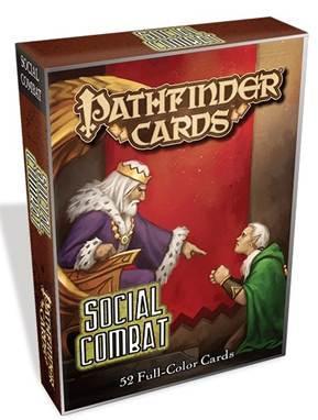 Pathfinder: Cards: Social Combat