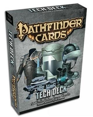 Pathfinder: Cards: Tech Deck Item Cards