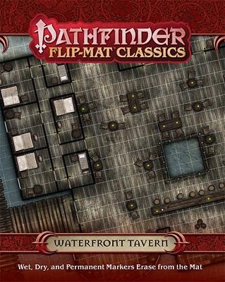 Pathfinder: Flip-Mat: Waterfront Tavern