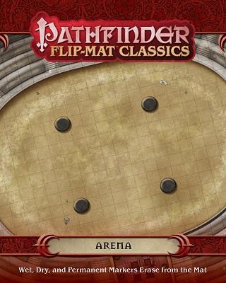 Pathfinder: Flip-Mat: Classics Arena