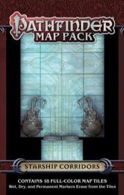 Pathfinder: Map Pack: Starship Corridors