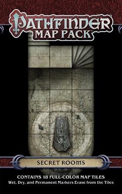 Pathfinder: Map Pack: Secret Rooms