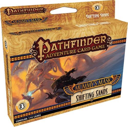 Pathfinder Adventure Card Game: Mummys Mask: Shifting Sands