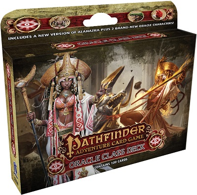 Pathfinder: Adventure Card Game: Class Deck: Oracle