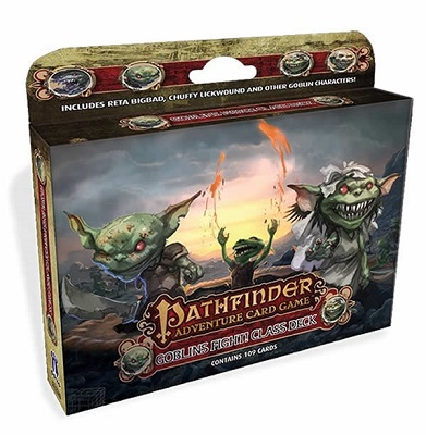 Pathfinder Adventure Card Game: Goblins Fight! Class Deck