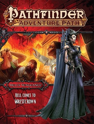 Pathfinder: Adventure Path: Hells Vengeance: Hell Comes to Westcrown