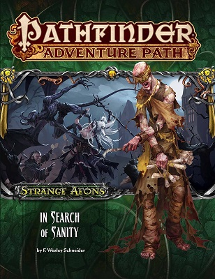 Pathfinder: Adventure Path: Strange Aeons: In Search of Sanity