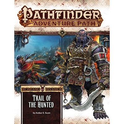 Pathfinder: Adventure Path: Trail of the Hunted