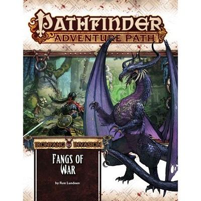 Pathfinder: Adventure Path: Ironfang Invasion: Fangs of War