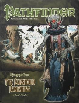 Pathfinder: Adventure Path: Kingmaker: the Varnhold Vanishing - Used