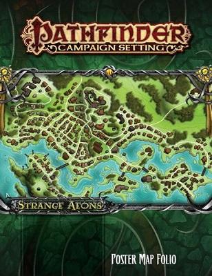 Pathfinder: Campaign Setting: Strange Aeons Poster Map Folio