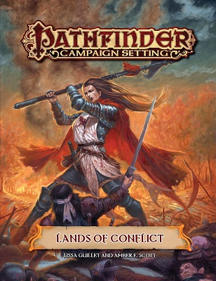Pathfinder: Campaign Setting: Land of Conflict
