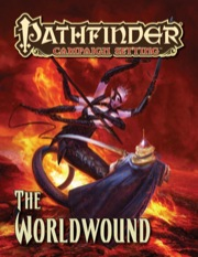 Pathfinder: Campaign Setting: The Worldwound - Used