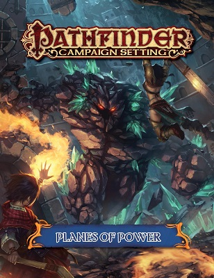 Pathfinder: Campaign Setting: Planes of Power
