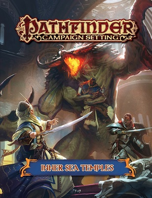 Pathfinder: Campaign Setting: Inner Sea Temples