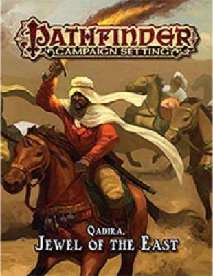 Pathfinder: Campaign Setting: Qadira Jewel of the East