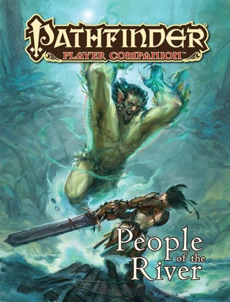 Pathfinder: Player Companion: People of the River