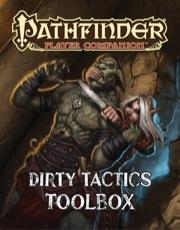 Pathfinder: Player Companion: Dirty Tactics Toolbox