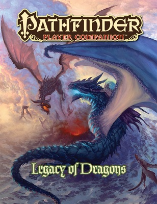 Pathfinder: Player Companion: Legacy of Dragons