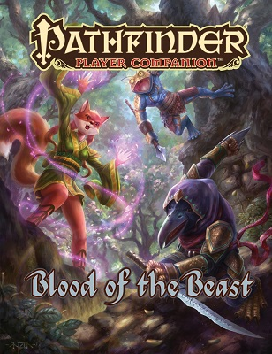 Pathfinder: Player Companion: Blood of the Beast