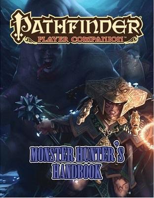 Pathfinder: Player Companion: Monster Hunters Handbook