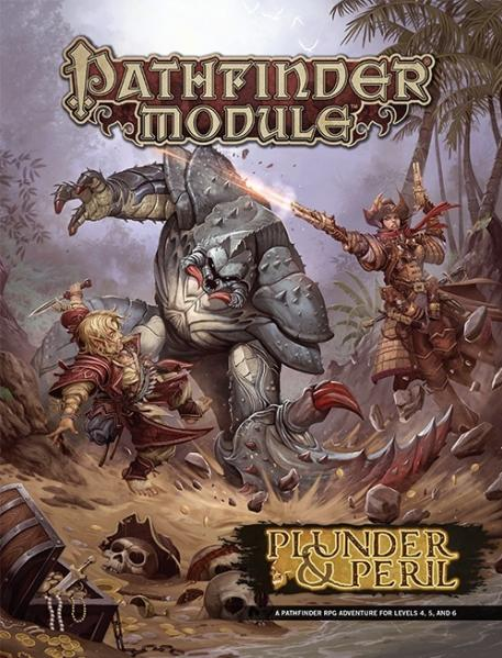Pathfinder: Module: Plunder and Peril